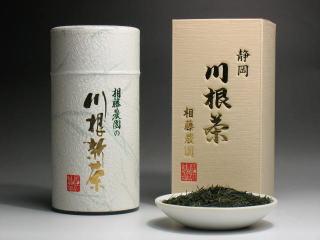 母の日200g新茶缶